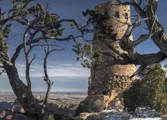 Desert View Tower (_bobmcclure_) Tags: arizona usa southwest tower grandcanyon desertview