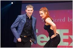Rok & Varja (Bashi_B) Tags: show dance sarajevo congress salsa rok instructor cerkvenik 2013 varja vitorovic