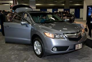 2013 Washington Auto Show - Lower Concourse - Acura 5 by Judson Weinsheimer