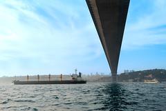 Puente sobre el Bsforo (Antonio Vera Almazn) Tags: puente estrecho bsforo