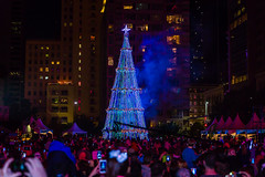 2C2B0264 (planetproductions) Tags: christmas christmastreelighting dallas downtown downtowndallasinc tgarzaphotog thomasgarza