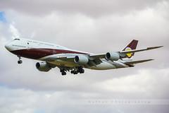 CHR - Boeing 747-8ZV(BBJ) (VQ-BSK) Qatar Amiri Flight (Aro'Passion) Tags: boeing 7478 7478bbj b7478zv qatar amiri flight vqbsk chr chteauroux natw aropassion airport aircraft aroport 60d canon photography photos