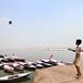 Kite. Varanasi, India