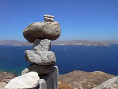 P1280619_low (Cinzia, aka microtip) Tags: delos cicladi grecia archeology antichit archaelogy island unescoworldheritagesite mithology sanctuary ancientgreece mountcynthus kinthos