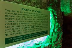 Radon Gas Radiation @ Wookey Hole Caves (myfrozenlife) Tags: england somerset caves wookeyhole wookeyholecaves 7d underground unitedkingdom gb
