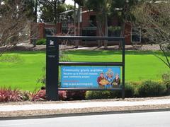 Tea Tree Gully Civic Park (RS 1990) Tags: teatreegully modbury adelaide southaustralia friday 16th september 2016 civicpark