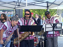 The Boys in the Band (knightbefore_99) Tags: carfreeday vancouver commercialdrive eastvan 2016 party band music show summer june bc italian italy cool boys awesome art