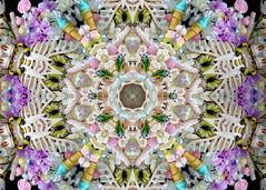 Gluttony (Cristina Burns) Tags: cristinaburns surrealism contemporaryart mandala foodart flowerdesign fooddesign design interiordesign photoshop stilllife fineart foodphotography