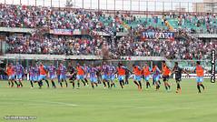 esultanza fine gara Catania (SiciliaToday) Tags: catania juve stabia lega pro stadio massimino calcio