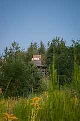 Military outpost (Felix Bittner) Tags: military outpost old left abandoned nature hidden