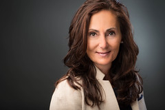 Lizanne Head shot (Dave6163) Tags: female portrait people headshot corporate linkedin strobist business flash