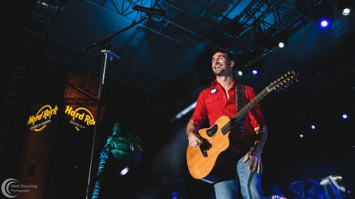 Jake Owen - August 26, 2016 - Hard Rock Hotel & Casino Sioux City