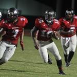 WHS JV Football vs BHS 9-8-2016