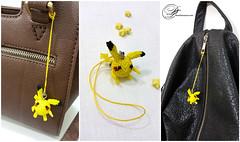Pikachu Charm (SilverCuteDwarf) Tags: pikachucharm pikachu pikachukeychain pikachukeyring yellow yellowcharm pikachunotebookcharm pikachujournalcharm pikachubagcharm pikachupursecharm handbagcharm bagcharm pursecharm notebookcharm carmirrorcharm keychain keyfob partyfavor pokmon pokmonaccessories