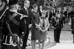 Duke and Duchess of Cambridge (QBlackrose) Tags: cambridge duchess duchesscatherine duke governorgeneraldavidjohnstonwifesharon princewilliam