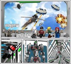 00 07 DeXell Saga III (messerneogeo) Tags: messerneogeo robot mech mecha dexell saga ii lego