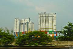 Bassura City (BxHxTxCx (more stuff, open the album)) Tags: jakarta building gedung apartemen apartment architecture arsitektur