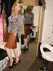Can I stand here forever? (Julie Bracken) Tags: satin kelayla transvista cd tgurl feminized xdresser mature old tv portrait hair red fashion transvestite mini skirt transgender m2f mtf transsisters enfemme ginger redhead party tranny trannie heels nylon julieb85 crossdressing crossdresser tgirl feminised 2016 kinky pantyhose crossdress polyamorous lgbt ladyboy transsexual transexual