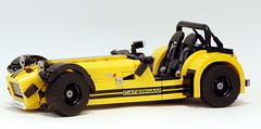 Modified Caterham 21307 (bricktrix) Tags: lego legocar legocaterham toys caterhamseven caterham7 legocaterham7 legocaterhamseven620r legocaterham620r