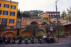 Grasse (Génial N) Tags: france grasse pentax motorcycle pentaxkr