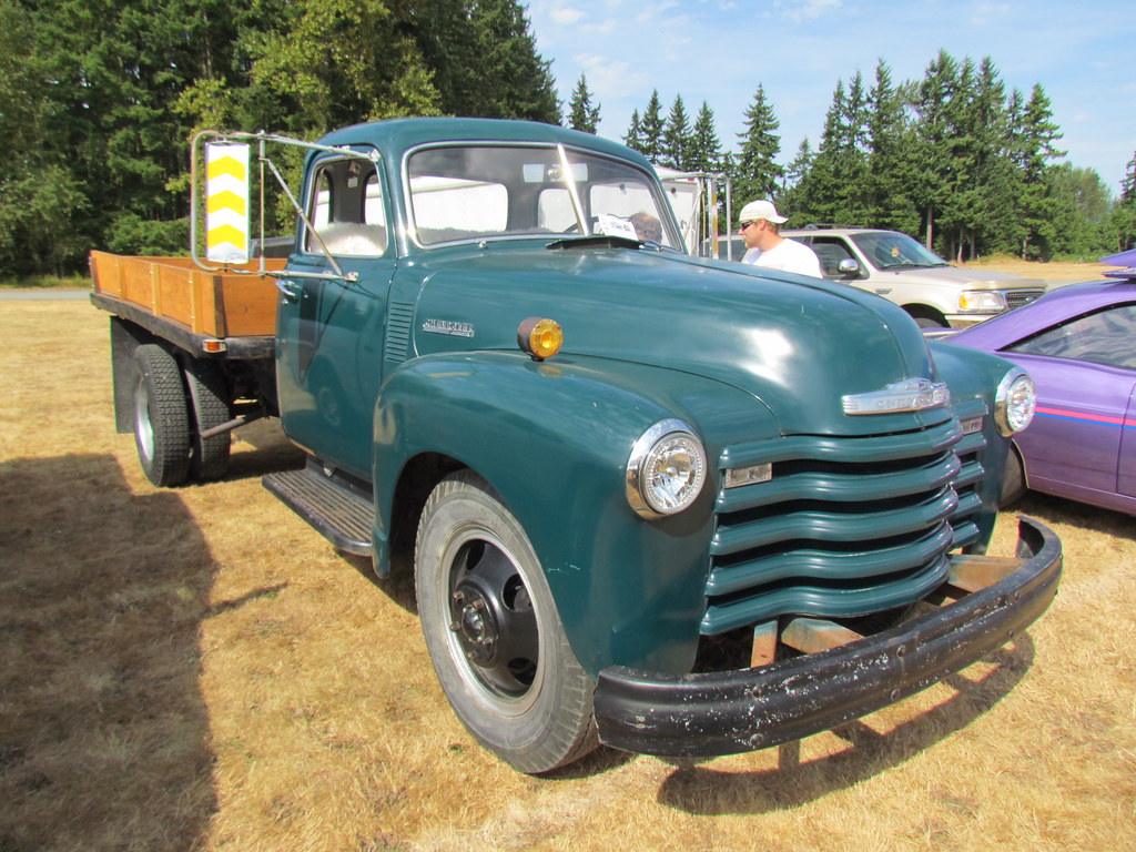 The Worlds Best Photos Of 112ton And Truck Flickr Hive Mind 1948 Gmc 2 Ton Chevrolet Loadmaster 1 Flatbed Bballchico Tags