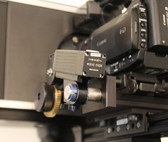 Canon XF105 3d (3D FILM FACTORY - 3D Rigs & Production) Tags: beamsplitter 3dfilmmaking 3dmovies 3dfilming 3dproduction 3drigs 3drig 3dcamerarig shoot3d motorized3drig