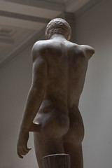 The Westmacott Youth - IV (egisto.sani) Tags: london art statue museum greek arte roman copia british marble statua copy londra romana greca marmo polykleitos policleto kyniskos polycleitos