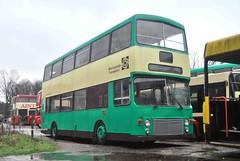 Preserved Metro DEM762Y 20/12/12 (MCW1987) Tags: preserved alexander helms eastham metrobus merseyside mcw aintree pte 0062 mpte coachline dem762y