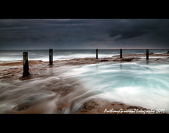 THE END (AnthonyGinmanPhotography) Tags: seascape flow moody tidalpool coogee oceanpool ivorowe olympuse620 olympus1122mmf28
