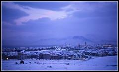 Reykjavik, Iceland, 1971 (cayugahull08) Tags: winter 1971 iceland ngc reykjavik kansas topeka dis nationalgeographic steveclark mamiyasekor1000dtl washburnuniversitysemesterincopenhagen