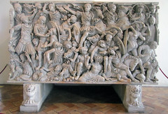 Ludovisi Battle Sarcophagus