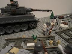Lego Battle of Stalingrad (jacktheaweome10) Tags: war lego great battle ww2 stalingrad wepon brickarms jacktheawesome10