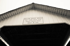 Gallon House Bridge (ZnE's Dad) Tags: oregon marioncounty oregoncoveredbridges gallonhousecoveredbridge