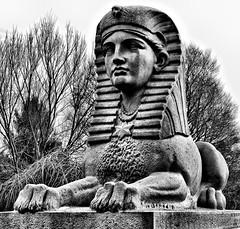 Mt. Auburn  Sphinx (hbp_pix) Tags: cambridge cemetery ma lumix mt auburn panasonic watertown gf1 hbppix auburm