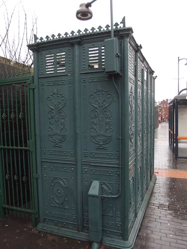 Jewellery Quarter Station - Public Convenience