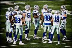 Week 17: Win and we are in the playoffs! (Jeff_B.) Tags: blue cowboys silver jones dallas football texas players bryant murray witten romo offense milesaustin
