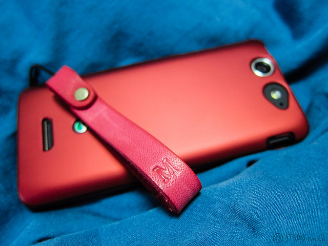 Xperia SX with Red jacket