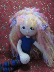 A&CDollTwo9 (toureasy47201) Tags: doll handmade knit yarn knitteddolls arnecarlos
