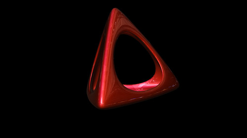 """tetrahedron soft • <a style=""""font-size:0.8em;"""" href=""""http://www.flickr.com/photos/30735181@N00/8326419220/"""" target=""""_blank"""">View on Flickr</a>"""