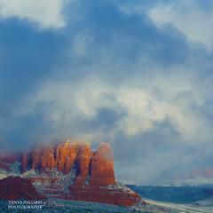 (Tanya Nygard Photography) Tags: blue arizona redrock tanyanygardphotography