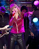 Taylor Swift performs in Times Square during New Years Eve celebrations in New York