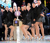 The Rockettes New Year's Rockin' Eve 2013 in Times Square New York City