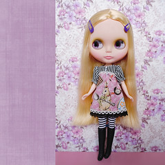 Meet the newest addition to my Blythe family :)