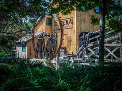 "Eureka Gold and Timber at California Adventure • <a style=""font-size:0.8em;"" href=""http://www.flickr.com/photos/85864407@N08/8344237202/"" target=""_blank"">View on Flickr</a>"