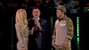 Heidi and Spencer are seen talking to Brian Dowling before the enter the house on 'Celebrity Big Brother'