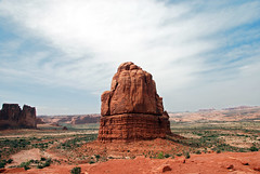La Sal mountains view point (WorldofArun) Tags: tower rock river utah nationalpark ut nikon sandstone arch hiking scenic may arches canyon cliffs formation explore trail coloradoriver moab walls archesnationalpark naturalwonders mesa isolated 2010 lasal rockformation theorgan sheeprock towerofbabel lasalmountains threegossips drywash nabs grandcounty naturalarch 18200mm lasalmountainrange ancientlandscape d40x worldofarun lasalmountainsviewpoint naturalarchandbridgesociety lasalmountainviewpoint drywashbed arunyenumula archesnationalmonumentscientificexpedition