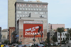 New Orleans (stroonz) Tags: street new hotel orleans jazz crescent queen zatarains