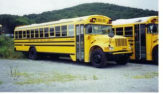 WYOMING BLUE BIRD BUS - COMMERCE COUNTY SCHOOL DISTRICT