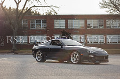 JB4 (Ryan S Burkett | RSB Photography) Tags: drag md nikon raw nef wheels polish super clean turbo toyota fi ssr flush forced import lowered jdm induction tucked sunflare supra coilovers towson fyc mk4 2jz 2j turboed d300s canibeat boneout
