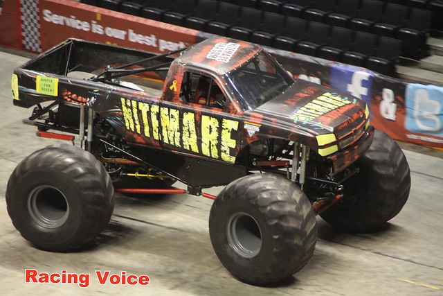 chevy silverado monstertruck monsterjam ushra nitemare
